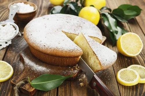 Hoe maak je een heerlijke citroenroomtaart?