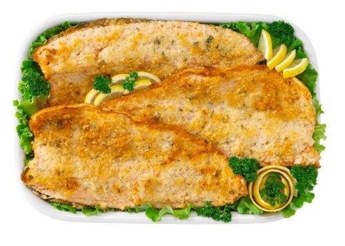 Zelf gegratineerde vis bereiden zonder oven