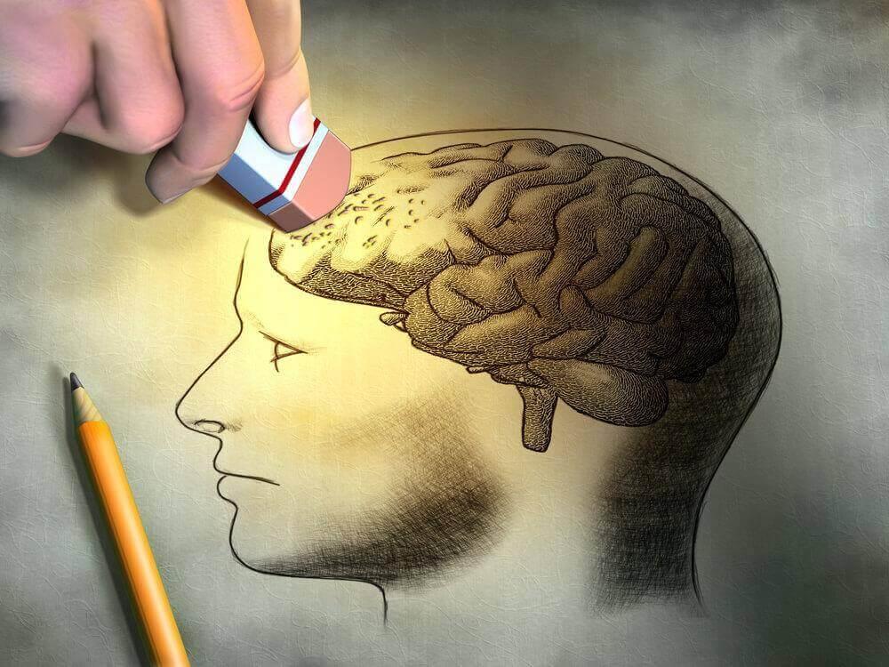 Oorzaken van geheugenverlies