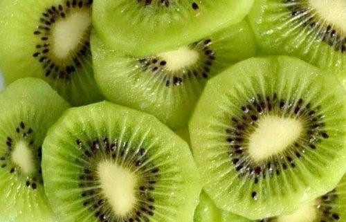 Kiwi's zijn ook een krachtig antioxidant