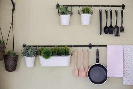 4 goedkope manieren om je keuken in te richten