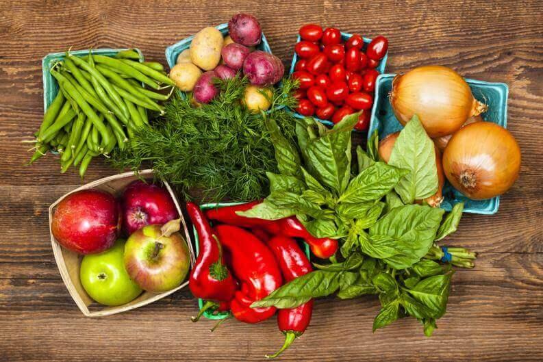 Groenten zijn goed voor zenuwachtige mensen