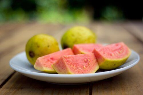 Guave heeft geweldige eigenschappen