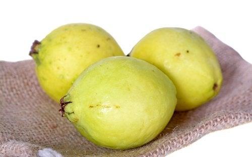 Guave is goed voor de bloedsomloop