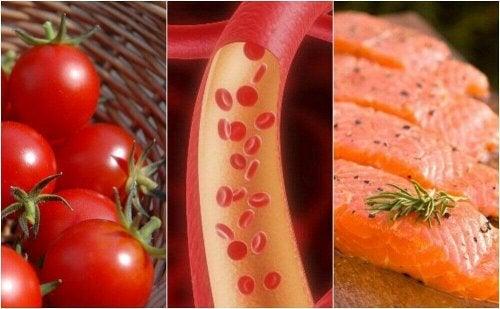 8 voedingsmiddelen die je slagaders zullen beschermen