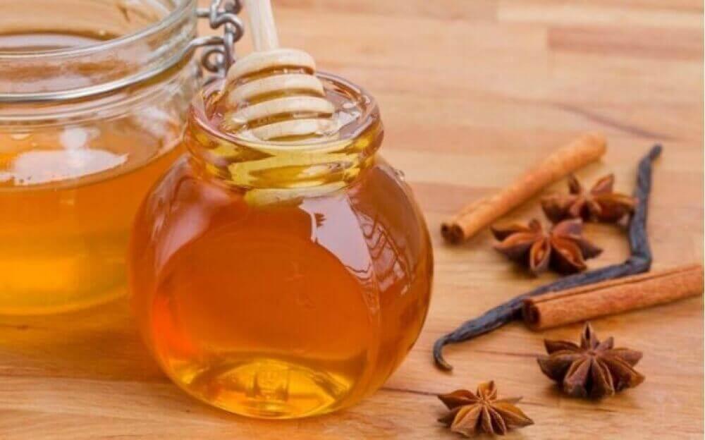 Honing is een natuurlijk desinfectiemiddel