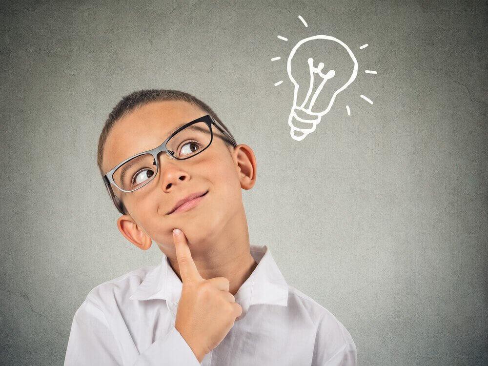 Hoogbegaafde kinderen hebben bepaalde, herkenbare, eigenschappen
