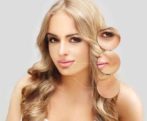 Hyaluronzuur: blondine