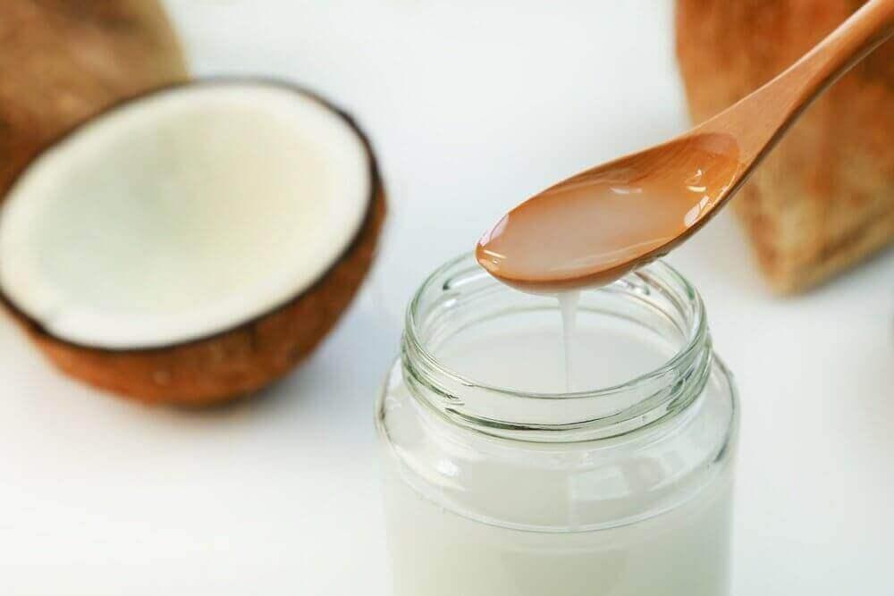 Kokosolie is een van de gezondste vetsoorten