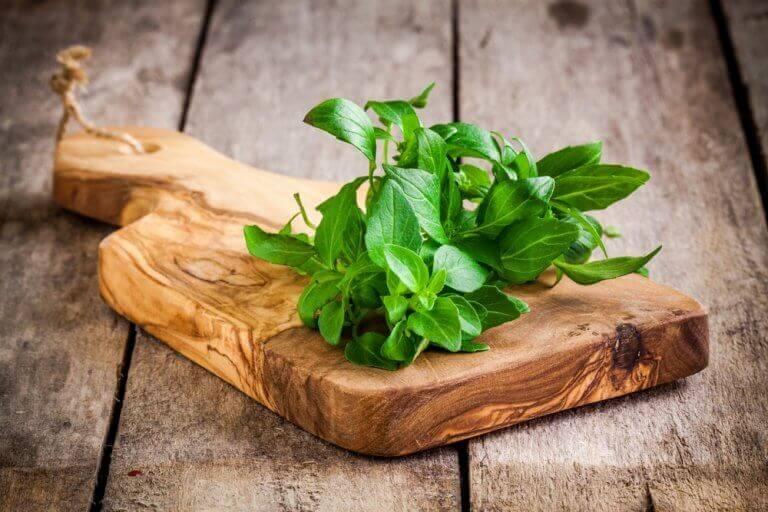 Natuurlijke remedies met basilicum
