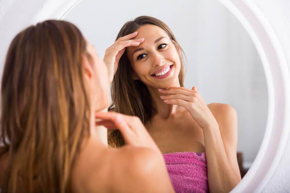 Peel-off gezichtsmaskers met gelatine: de voordelen