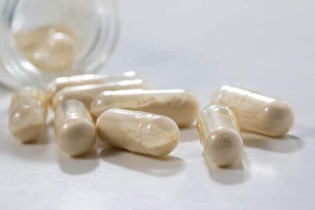 Probiotica gebruiken in de vorm van capsules