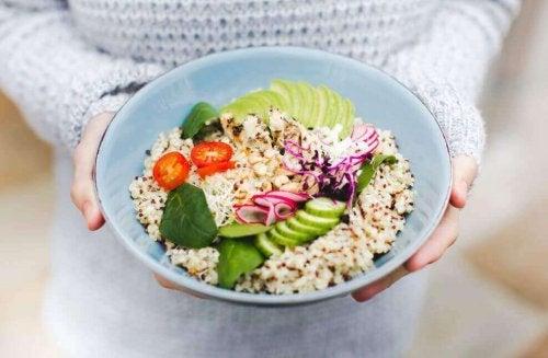 Drie heerlijke salades met quinoa