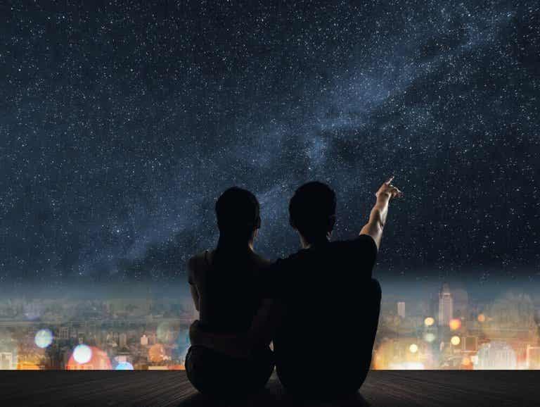 Ik zal naar de sterren reiken, met of zonder jou