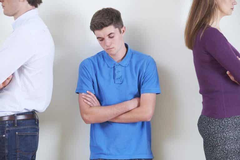 Stemmingswisselingen tijdens de adolescentie