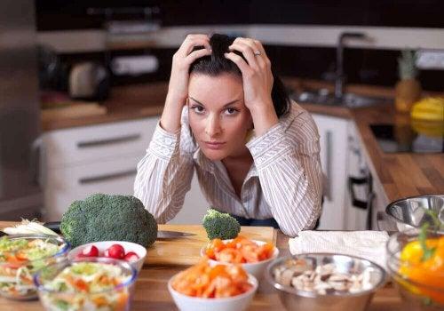 Voeding tegen depressie: eten dat je opvrolijkt