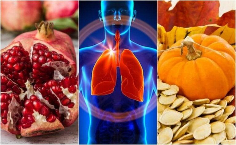 6 voedingsmiddelen die de longfunctie helpen verbeteren