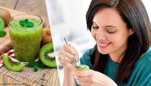 8 voordelen van kiwi's die je moet kennen