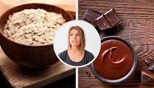Voedingsmiddelen voor zenuwachtige mensen