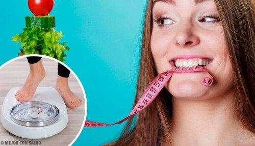 Hoeveel maaltijden per dag moet je eten om gewicht te verliezen?