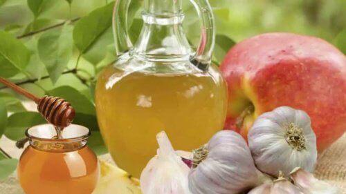 Honing is een natuurlijke antibioticum
