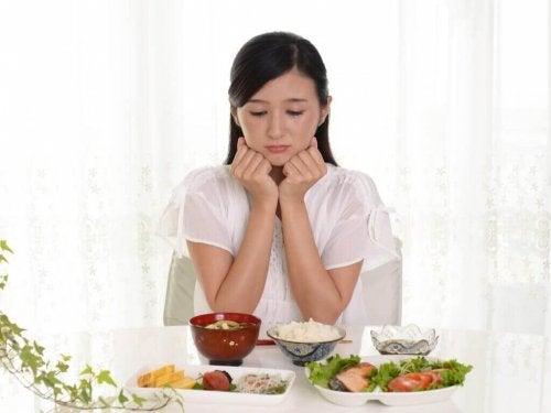 De drang om te eten beheersen