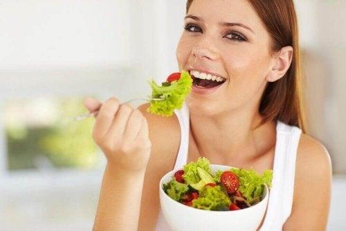 Het aantal maaltijden per dag