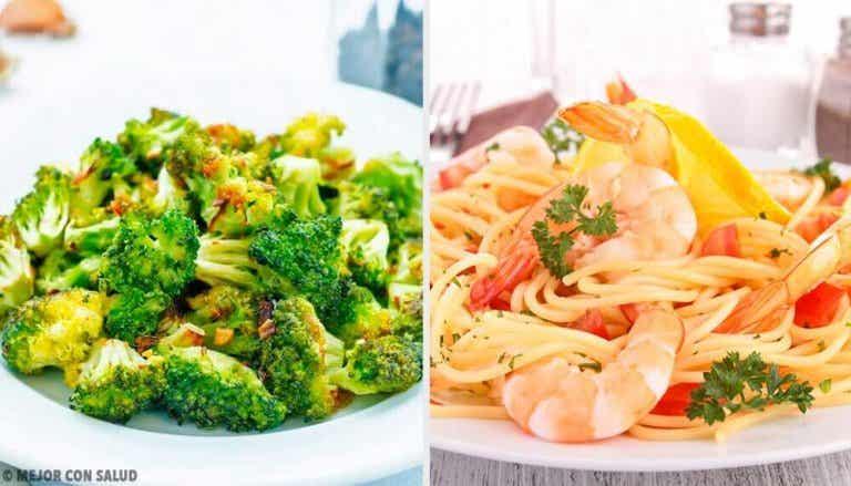 Top 5 lekkere saladerecepten om je honger te stillen