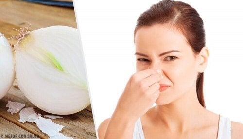 8 voedingsmiddelen die een lichaamsgeur veroorzaken