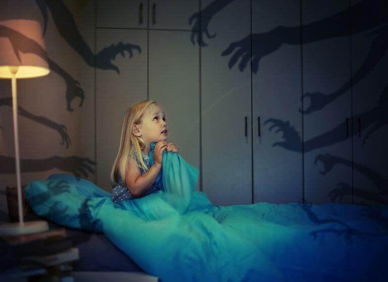 Hoe kinderen hun angst voor het donker overwinnen