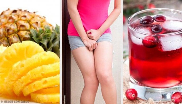 Remedies om een urineweginfectie te behandelen