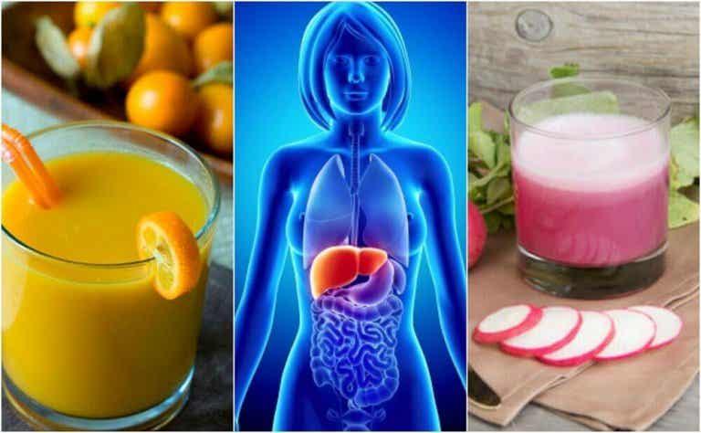 Leververvetting behandelen met 5 gezonde drankjes