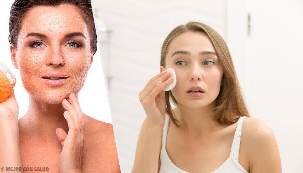 Een droge huid behandelen, voor eens en altijd