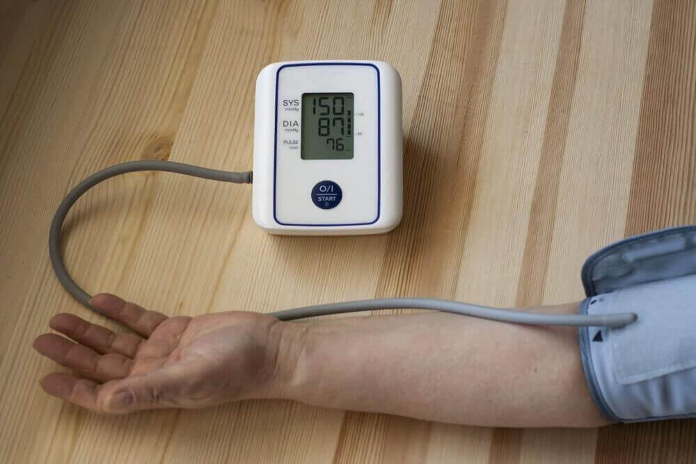Oorzaken van een lage bloeddruk