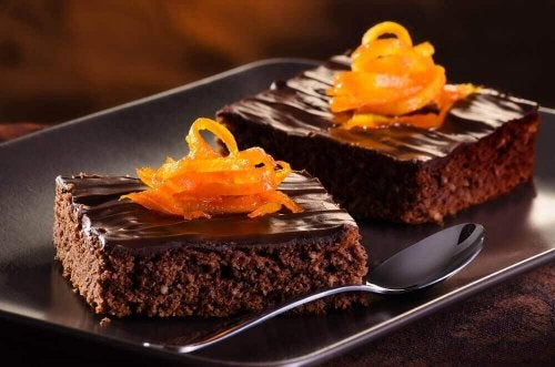 Heerlijke chocolade-sinaasappeltaart om zelf te maken