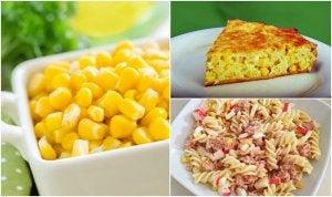 5 heerlijke gerechten met suikermaïs