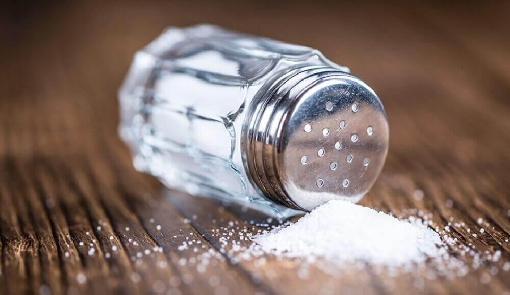 Te veel zout kan de nieren beschadigen