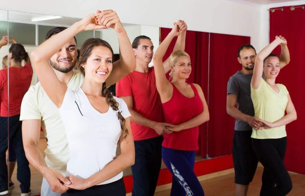 Zeg vaarwel tegen stress met dansworkouts