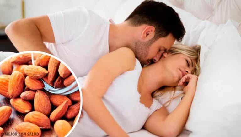 Acht afrodisiaca voor mannen