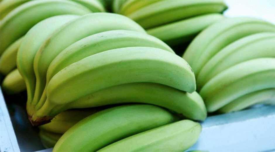 Bananen zijn slecht voor de spijsvertering
