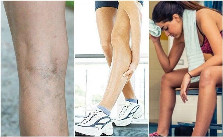 Maak kennis met zes mogelijke oorzaken van spierkrampen