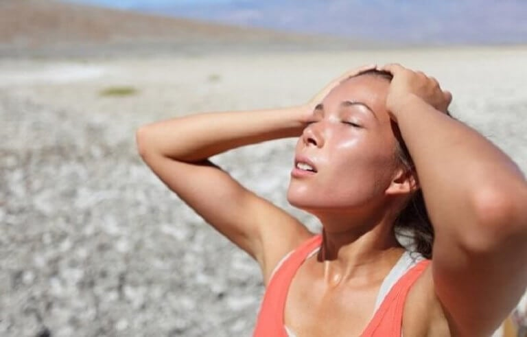 Spierkrampen als gevolg van uitdroging