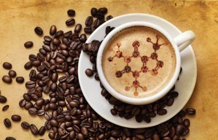 Koffie is voedsel dat slecht is voor de spijsvertering