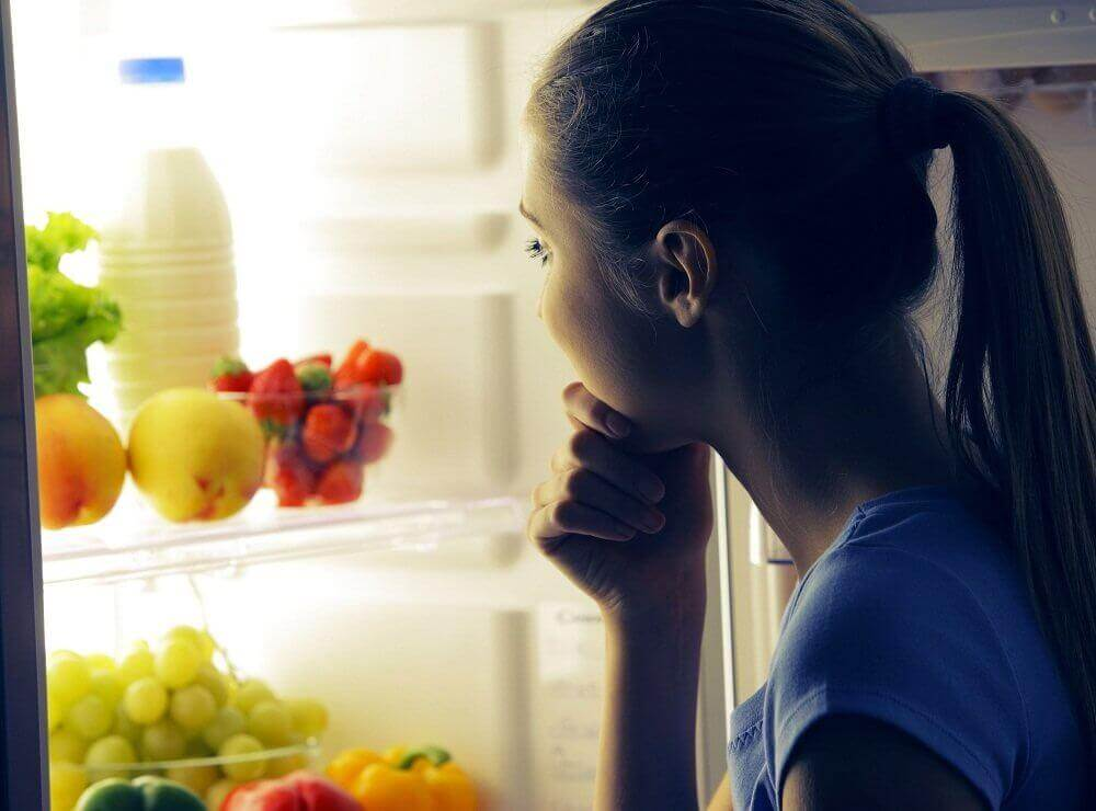 Eten dat zwaar op de maag ligt is niet goed voor je nachtrust