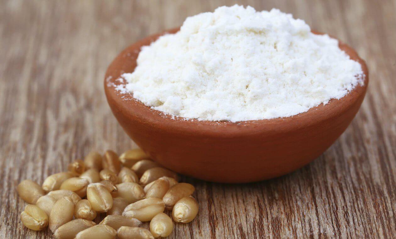 Maizena is voedsel dat slecht is voor de spijsvertering