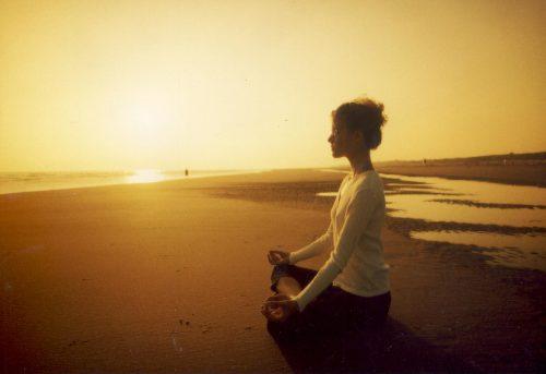 Scherp van geest blijven door te mediteren