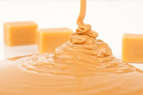 Dulce de leche is een pasta van karamel