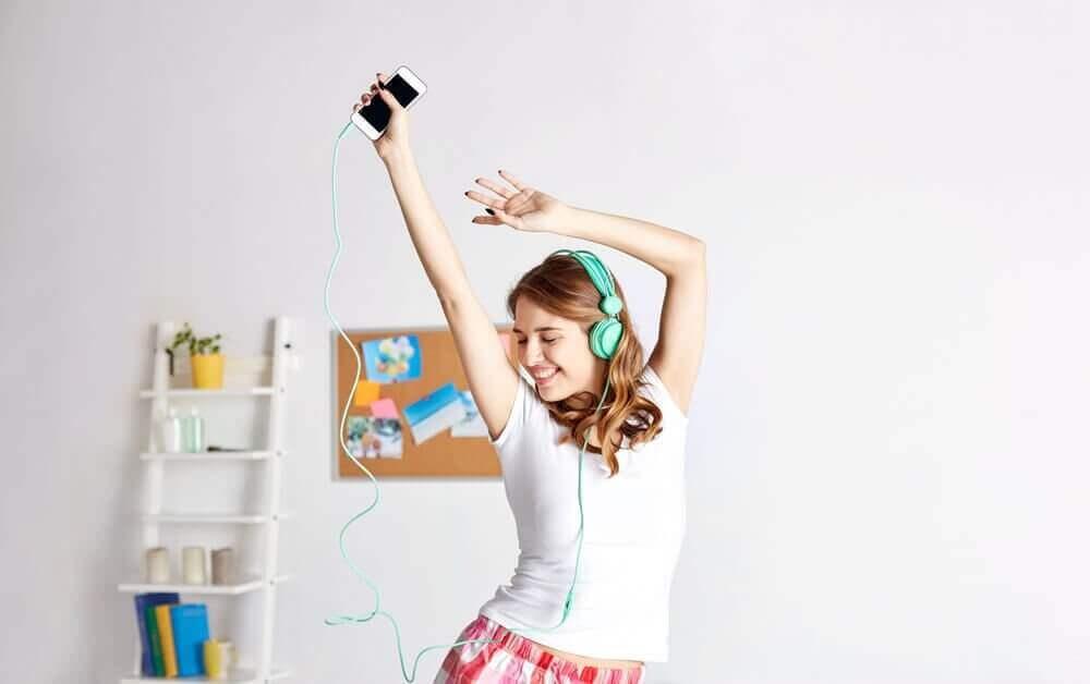 Luisteren naar muziek kan je helpen beter in slaap te komen