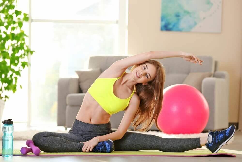Lichaamsbeweging om PMS aan te pakken