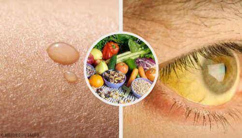 10 veelvoorkomende vitaminetekorten en wat je eraan kunt doen